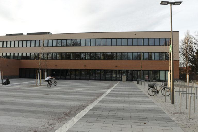 Schulgebäude fertiggestellt